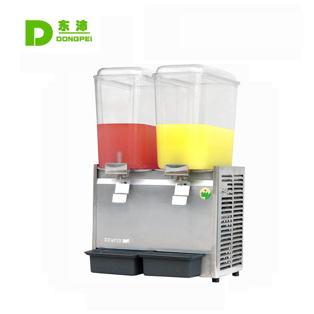 18l Spray Type Cold Drinking Juice Dispenser Cold Beverage