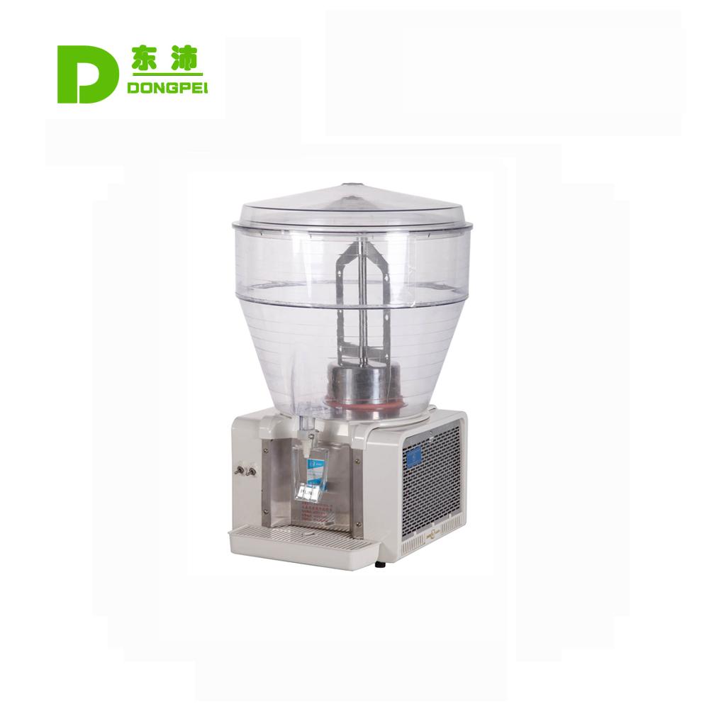 Rotating Type 30l Cold Drink Juice Dispenser Machine Dplj30
