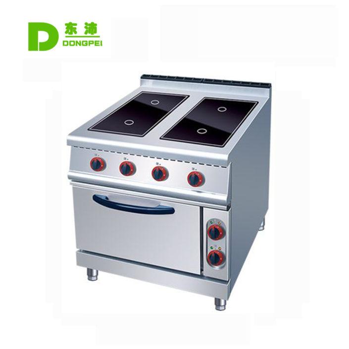 electric ceramic hob oven