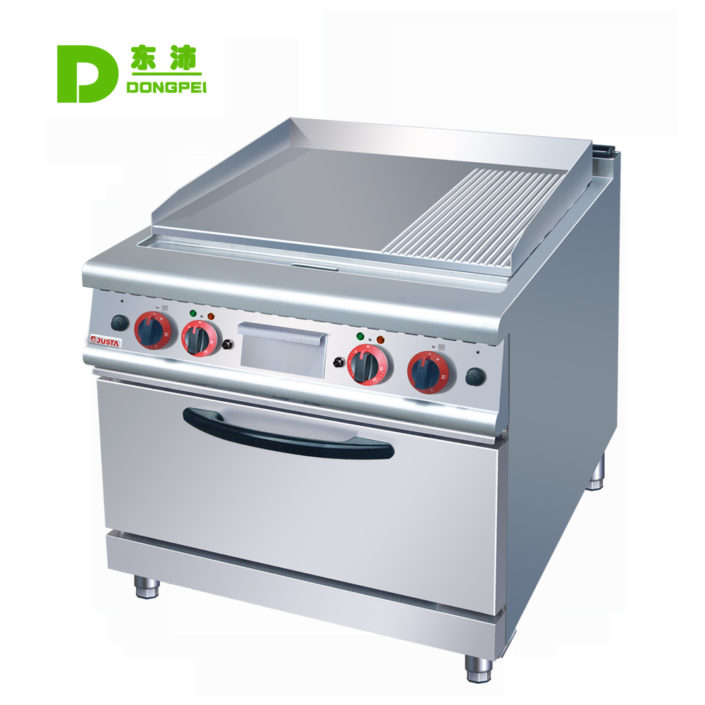 electric griddle oven