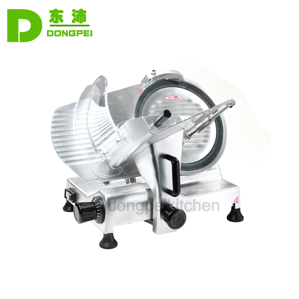 Semi Automatic Electric Meat Slicer Cold Frozen Meat